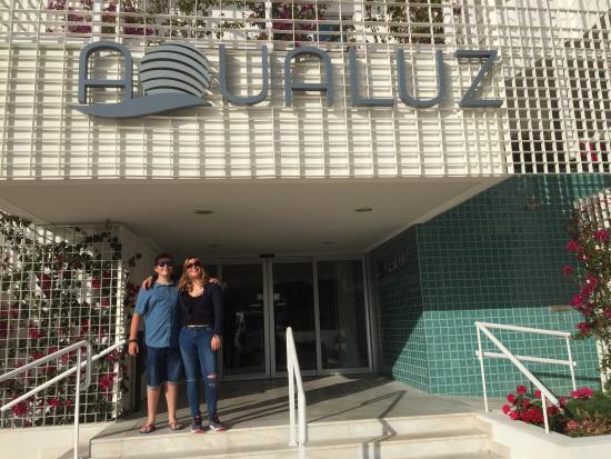 AquaLuz Suite Hotel: photo0.jpg