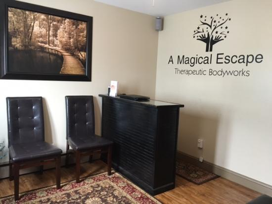 A Magical Escape Therapeutic Bodyworks