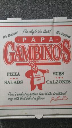 Papa Gambino S Bangor Restaurant Reviews Phone Number