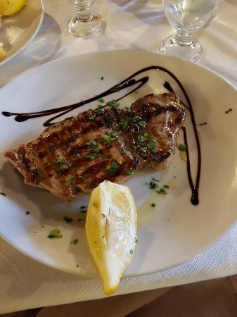 Gran pranzo a base di pesce