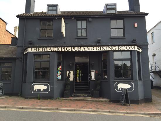 The Black Pig Pub & Dining Room