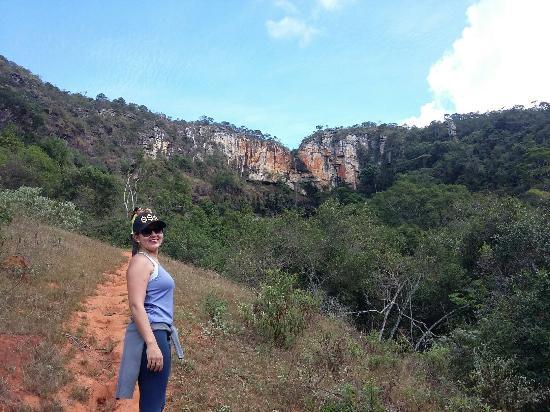 Itambe do Mato Dentro, MG: Cachoeira da Vitória