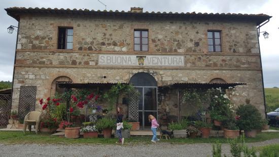 Locanda San Buona Ventura (Bagno Vignoni) - B&B Reviews & Photos ...