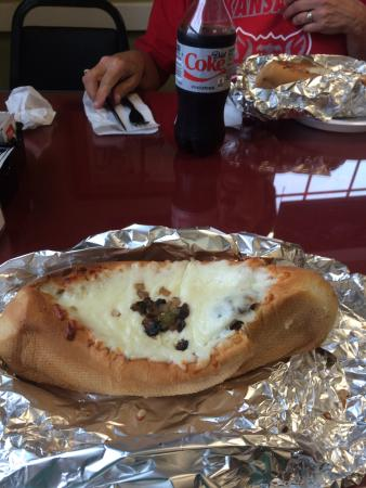 Gassville, AR: Philly Cheesesteak