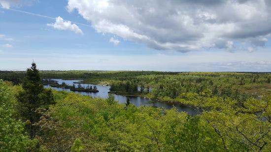 Bluff Wilderness Hiking Trails