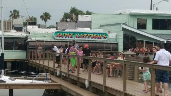 Aunt catfish 39 s on the river picture of aunt catfish 39 s on the river port orange tripadvisor - Aunt catfish port orange fl ...