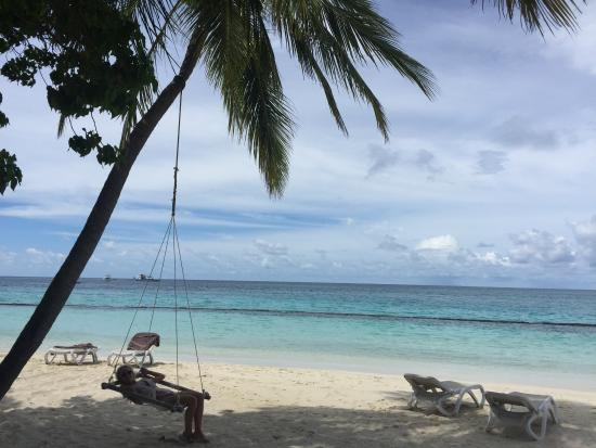 Kuramathi: Perfect honeymoon in Paradise!