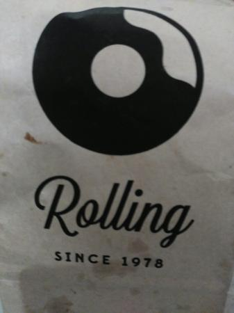 The Rolling Doughnut