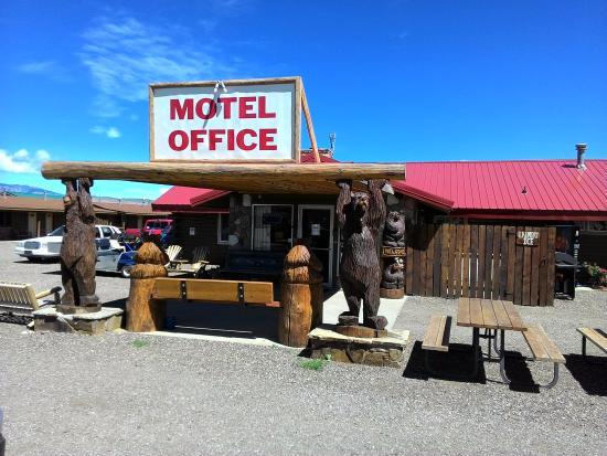 Big Bear Motel Foto