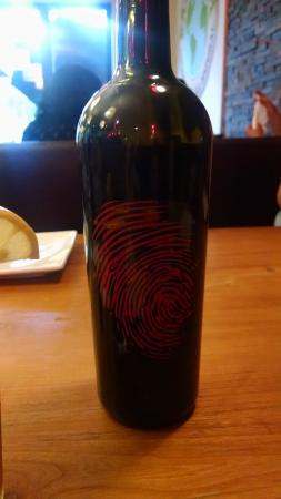 Thumbprint Cellars: 2013 Threesome Red Bland!