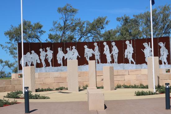 ANZAC Memorial, Emu Park