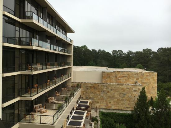 The Umstead Hotel and Spa Görüntüsü