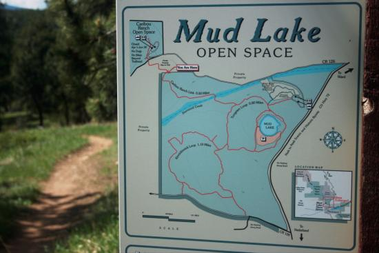 ‪Mud Lake Trail‬