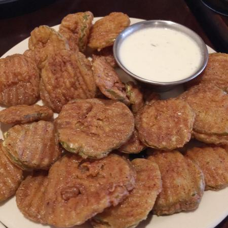 5th and Wine: Fried Pickles