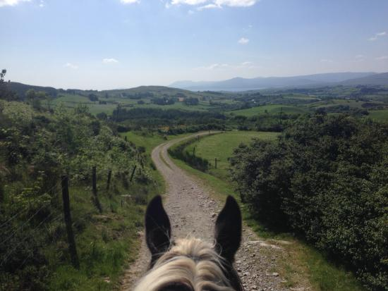 Bantry, Irlanda: Returning from a short hack