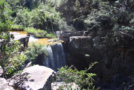 Paraiso Proibido Falls