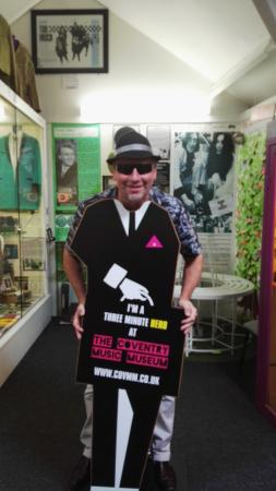 The Coventry Music Museum: One step beyond
