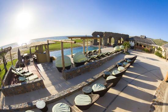 Todos Santos, Mexico: The view at El Faro Beach Club