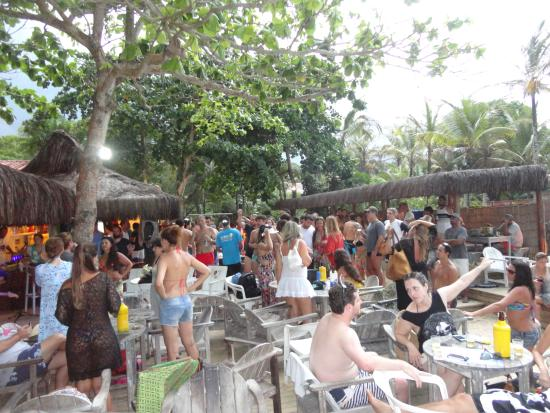 Sting Praia Bar: mta animacao