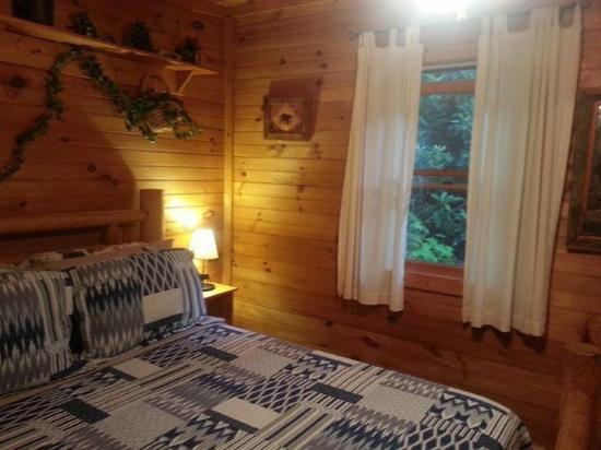 Valle Crucis Farm: Main bedroom