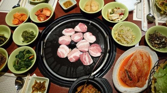 Won PungWon Korean Restaurant