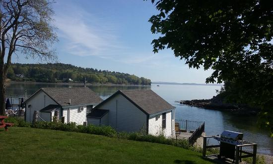 tide watch cabins campground reviews bar harbor maine