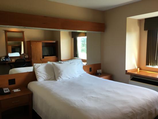 Inn at Treasure Valley: standard room