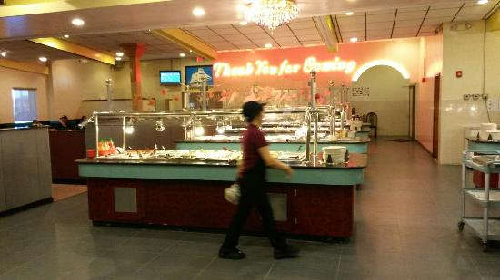New China King Buffet