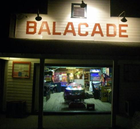 Balacade for family fun