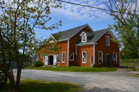 Newport Landing, Canadá: Le musée