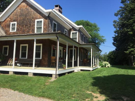 The Farmhouse Bed and Breakfast-billede