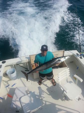 Fishing Yacht Aruba