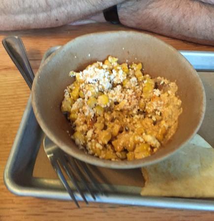Mexican corn off the cob - Picture of bartaco, Nashville