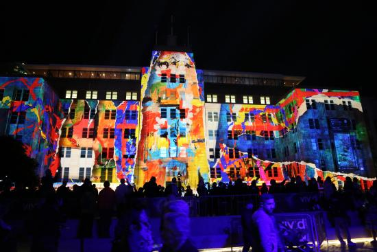 Vivid Sydney: Stunning Shows