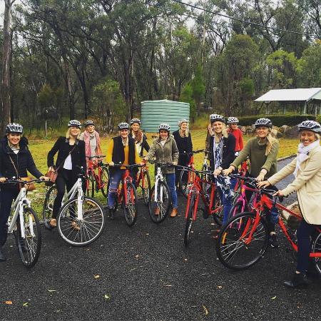 Granite Belt Bicycle Tours & Hire