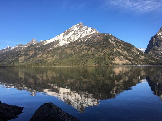 珍妮湖散步小径