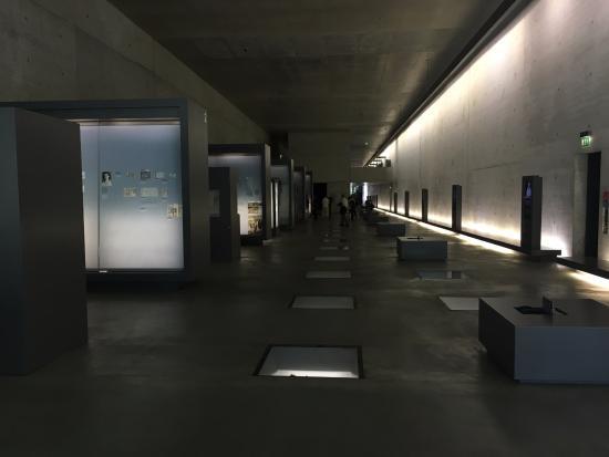 Bergen, Germania: 展示室内