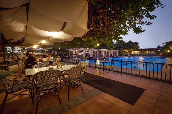 La Terraza Restaurant Picture Of Montebello Villa Hotel