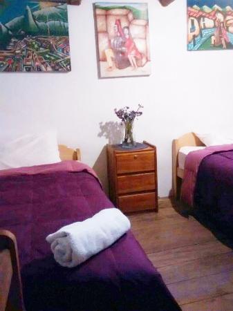 Jacaranda Inn Hostel: Twin Room