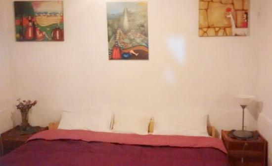 Jacaranda Inn Hostel: Double Room
