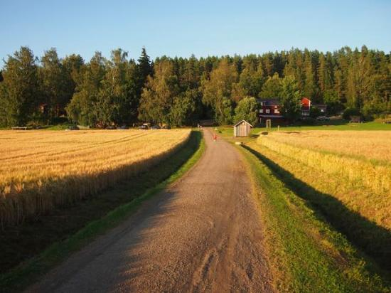Hauho, Finlândia: Authentic Finnish countryside