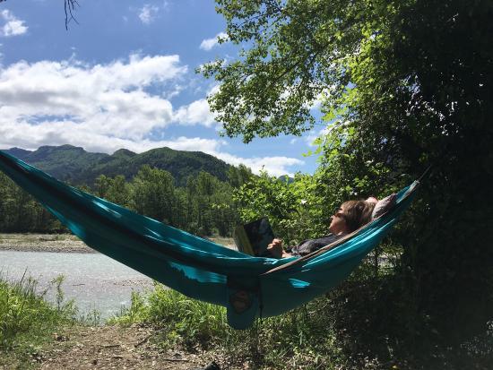 Camping du Pont de la Drome