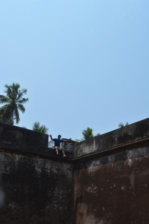 Anchuthengu and Anjengo Fort Photo