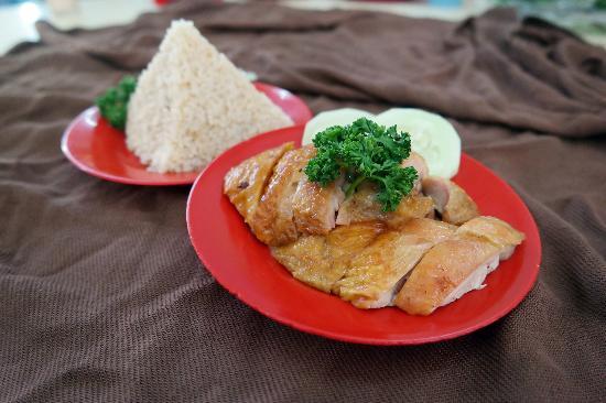 Ho Kee Hainanese Chicken Rice
