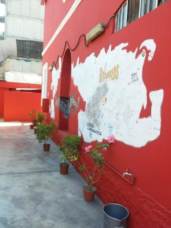 Hitchhikers Backpackers Lima Hostel 사진