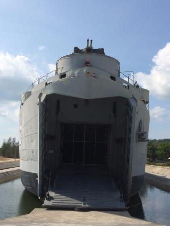 Phangan Royal Navy Ship
