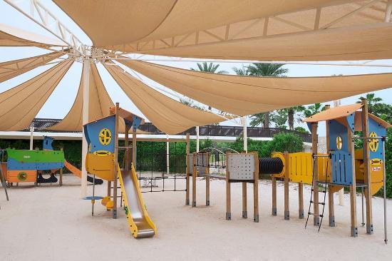 JA Palm Tree Court - Children Playground