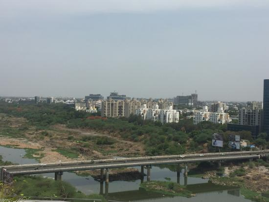 The Westin Pune Koregaon Park: View from the Balcony