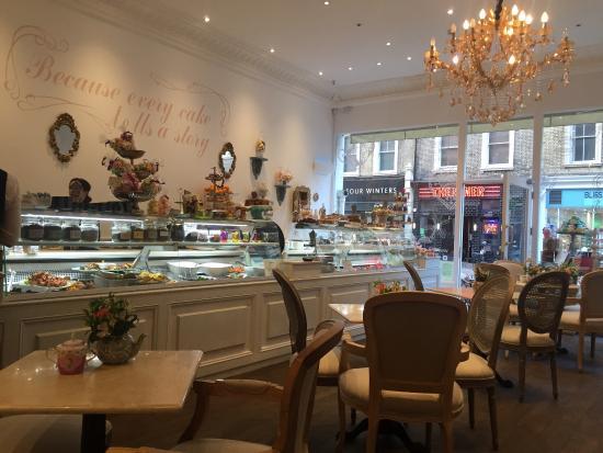 Picture of fait maison salon de the london tripadvisor - Fendeur de buche fait maison ...