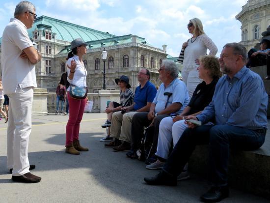 Führungen Wien  Tours